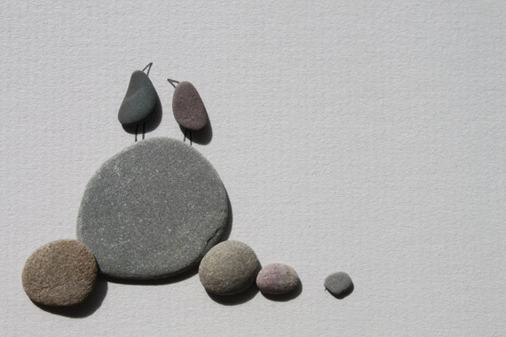Pebble Art of NS by Sharon Nowlan