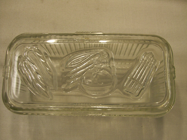 Vintage Refrigerator Glass 79