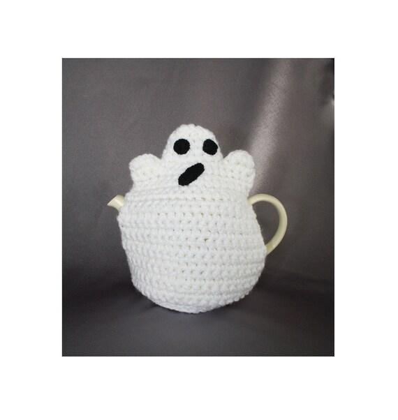 Ghostly Halloween Tea Cosie