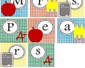 Teacher Appreciation Banner PDF