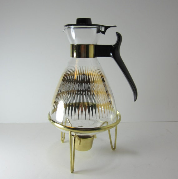 Coffee Warmer Carafe with Stand - K157