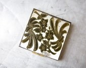Vintage Compact Metal Case - Zell Fifth Avenue