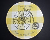 Penny Farthing- Ride in the Street
