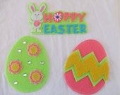 Felt Easter Decorations
