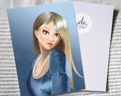 "Postcard ""Hollie"""