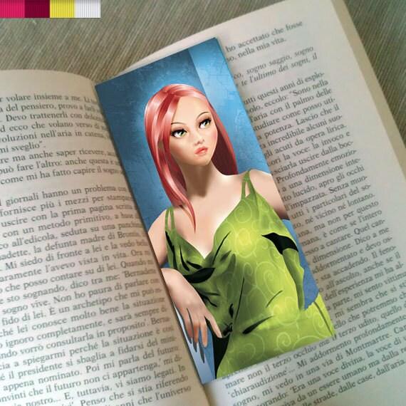 """Bookmark """"VIVIEN"""""""