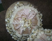 Hollywood Regency, glam, Victorian, FrenCh CounTry shabby cottage fringe pair and bonus