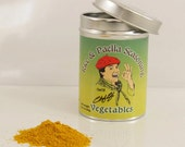 Rice and Paella Seasoning for Vegetables