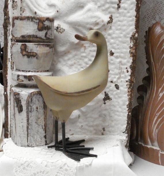 "Reserved       8 1/2"" Seagull Bird Figurine"