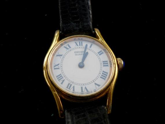 Seiko quartz women's watch