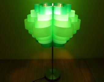 Daisy 12  - Plastic Bottle Table Lamp