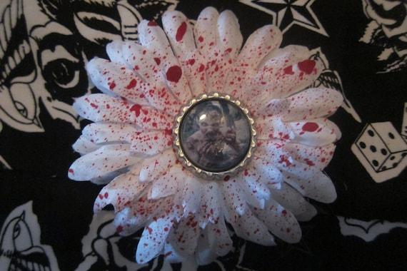 Bloody Walking Dead Zombie Daisy