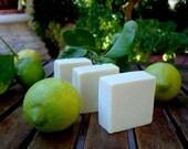 Greek Lemon Soap with Olive Oil 100% Natural