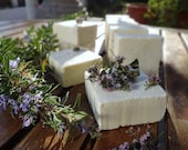Coupon: SAP10 - Greek Rosemary Soap with Wild Mint, Spa Water and Olive Oil 100% Natural