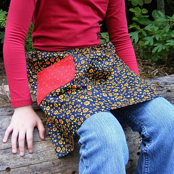 Easy Apron PDF Pattern
