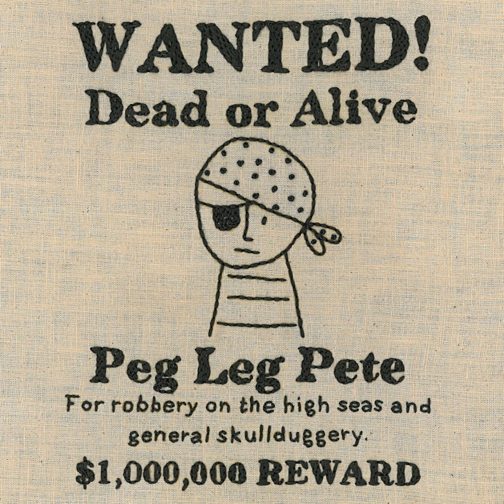Sample pirate wanted poster by shinyhappyworld on etsy for Wanted pirate poster template