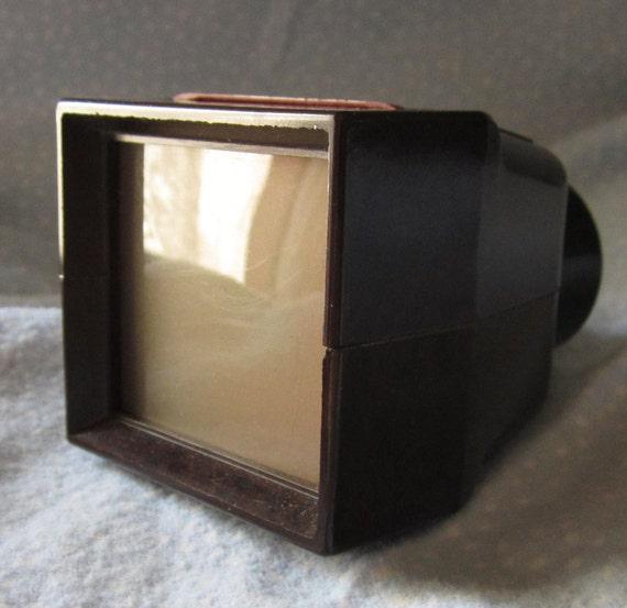 Vintage 35mm Bakelite Zadiix Slide Viewer