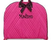 Personalized Girls Garment Bag - great for Dance Recital or Pageants