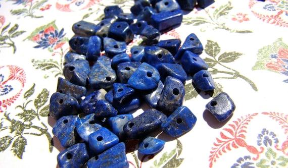 Lapis Lazuli Chip Beads