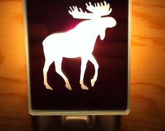 Moose Nightlight / Veilleuse Orignal