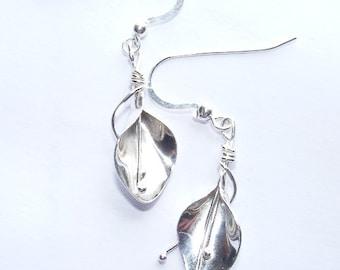 Sterling Silver Earrings by Arcturus Jewellery