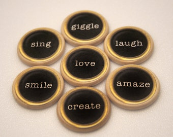 Push Pins or Magnets - Express Yourself, Giggle