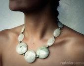 Green Amazonite Necklace.
