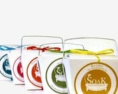 Aromatherapy Bath Salts - 5 Sample Size boxes