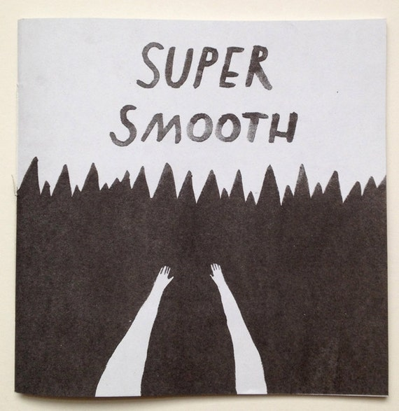 SUPER SMOOTH - a comic