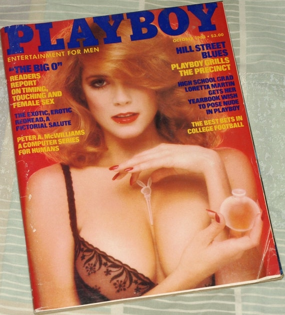 Vintage Playboy Magazine February 1969