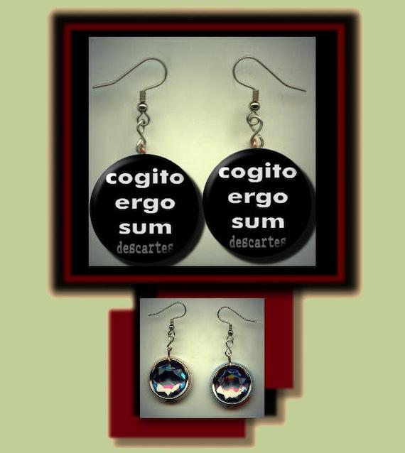 """an essay on rene descartess cogito ergo sum 4 thoughts on """" cogito ergo sum : rene descartes – """"discourse on the method on cogito ergo sum : rene descart."""
