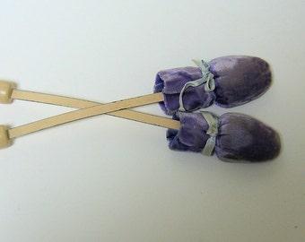 Shabby Chic Shoe Stretchers