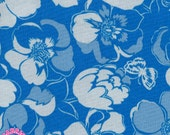 140200012- Anna Griffin The Darcey Collection Blue Flowers Windham Fabrics
