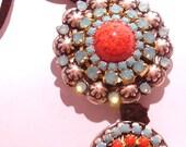 Boho Chic Multifunctional Necklace/Bracelet