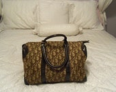 Authentic Christian Dior- Doctor's Bag