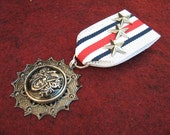 Steampunk Medal - Brewmaster to the King Accolade