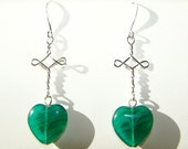 Heart of the Sea Earrings