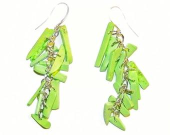 Banana Boat Earrings