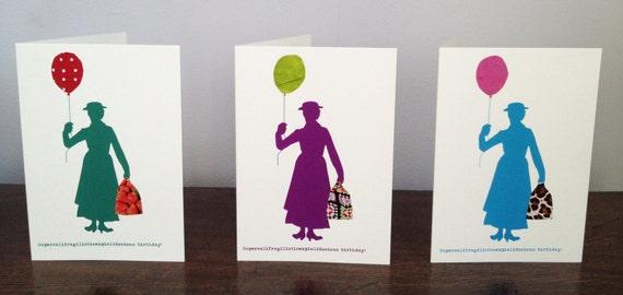 Supercalifragilistic Birthday Card