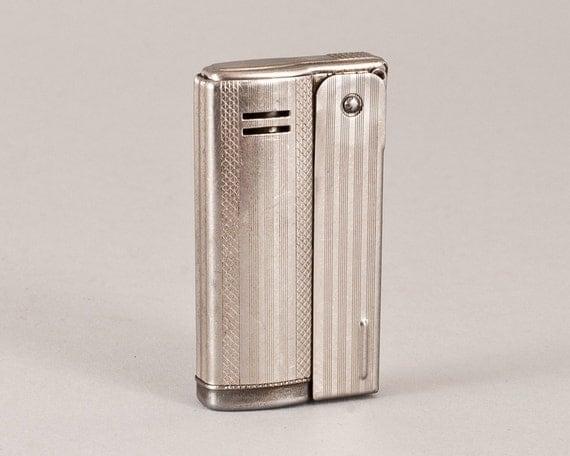 Working 1950s IMCO Streamline 8800 Austrian Pocket Lighter