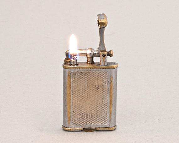1920s British Orlik Standard Lift Arm Pocket Lighter