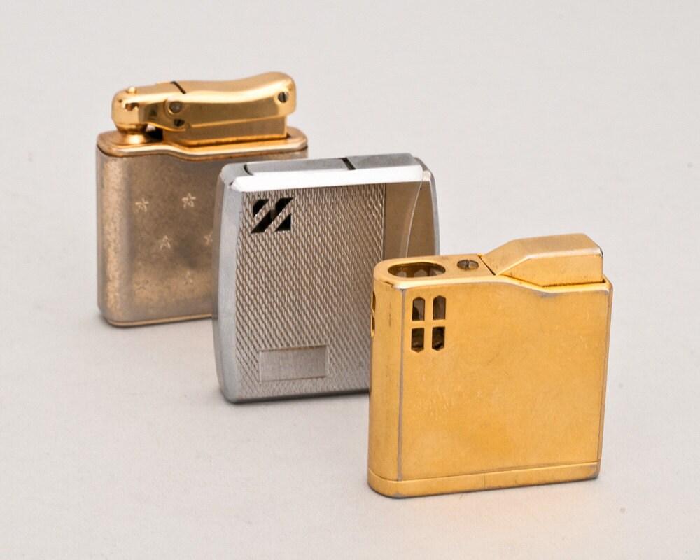 Vintage Colibri Lighter 120