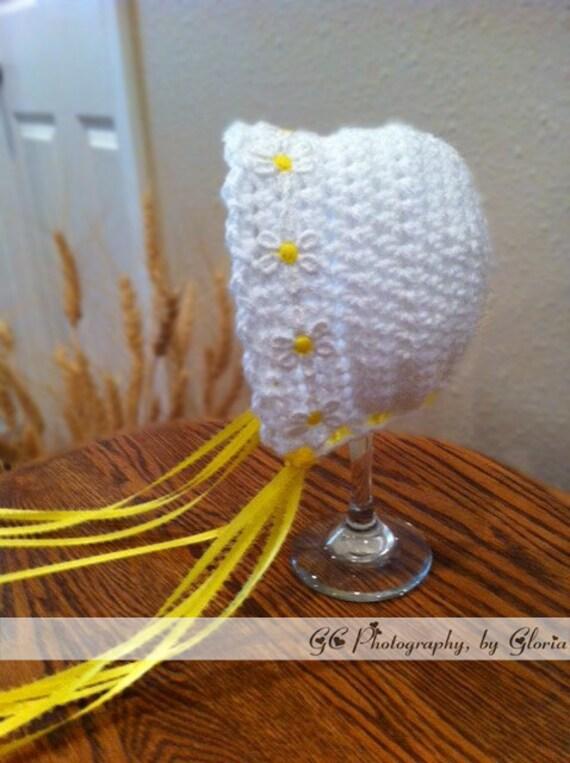 Daisy Bonnet (pattern)