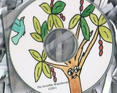 The Invisible Waterbrook audio story on cd with free reproducible coloring sheet (Ezekiel 37:14)