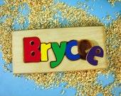 Name Puzzle Board