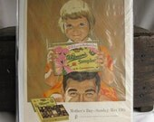Vintage Whitman's Advertisement