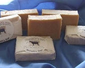 Mechanic Soap-Goat Milk-Pumice