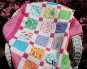 Love That Pink Quilt  -  SALE
