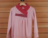 Shell Pink Size 5 Cashmere Sweater (Swift Series)