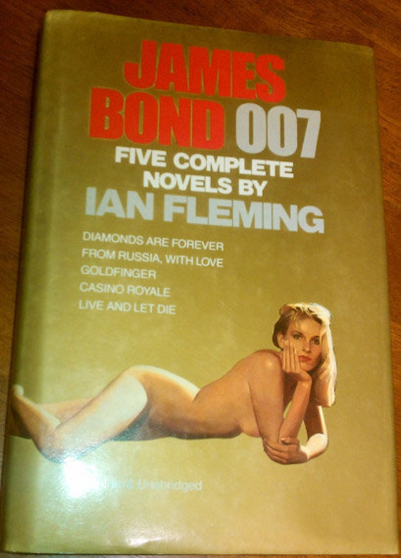 James Bond 007  five complete novels, 1988 by Ian fleming
